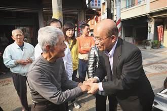 崑濱伯辭世 蘇貞昌:是台灣重大的損失