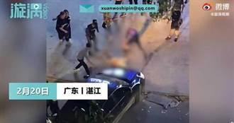 男遭圍毆友開車解救 他反被捲車底拖行輾斃 網看傻:豬隊友