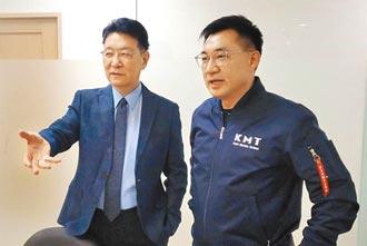 資深媒體人:張景為》破解趙韓江朱連環套