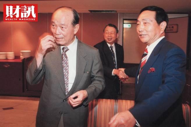台灣金融史5大驚世弊案  A走全民多少錢?歷史爛帳...台灣會記住這3人。(圖/財訊提供)