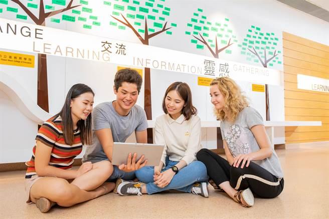 香港教育大學歡迎大中華地區及世界各地的優秀學生前來就讀。(圖片由校方提供)