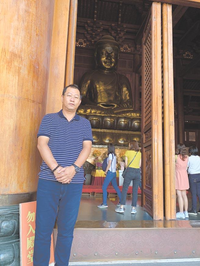 睿勝自動化工程創辦人吳佳賢。圖╱睿勝自動化工程提供