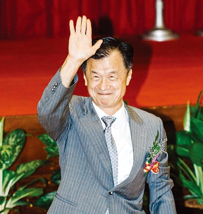 即將接任陸委會主委的邱太三。(本報資料照片)