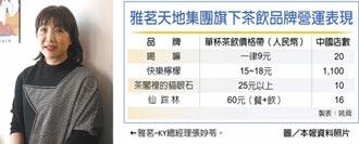 雅茗射三箭1.將擴大拓點2.整合供應鏈3.投資茶飲餐食品牌 業績拚重返高峰