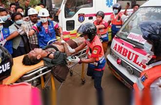 緬甸軍方鎮壓民眾2死  歐盟外長強烈譴責 將祭制裁