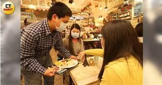 盲人咖啡廳2/新北2千家店全拒絕 視障男一次面試打動咖啡店夫妻