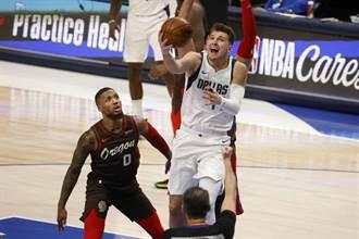 NBA》明星賽擠下利拉德 東契奇坦承很意外