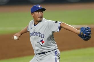 MLB》被藍鳥認賠釋出 山口俊轉戰巨人