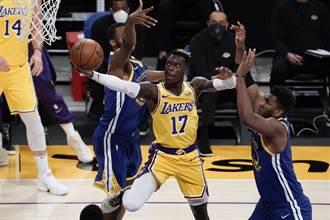 NBA》薛洛德至少再缺席3場 湖人戰力告急