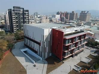 潭子運動中心 預計2021年底啟用