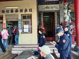 台南市農會改選投票 部分選區選情激烈