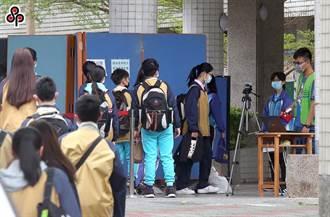 中小學明開學 前2周進校門一律量體溫