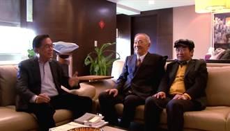 彭明敏與陳水扁對話 透露曾被李登輝要求蓋黑布進官邸