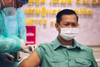 柬埔寨華人社區爆發群聚感染