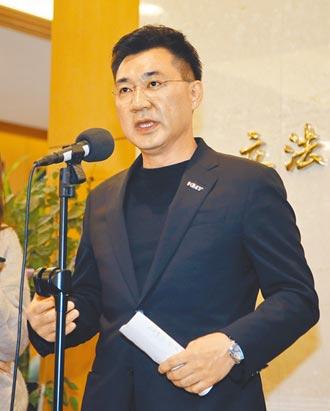 拚黨魁連任 江啟臣拋不選2024總統