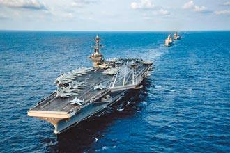 美軍南海作為讓蔡政府難堪