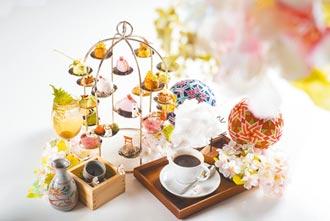 春季午茶花果綻香