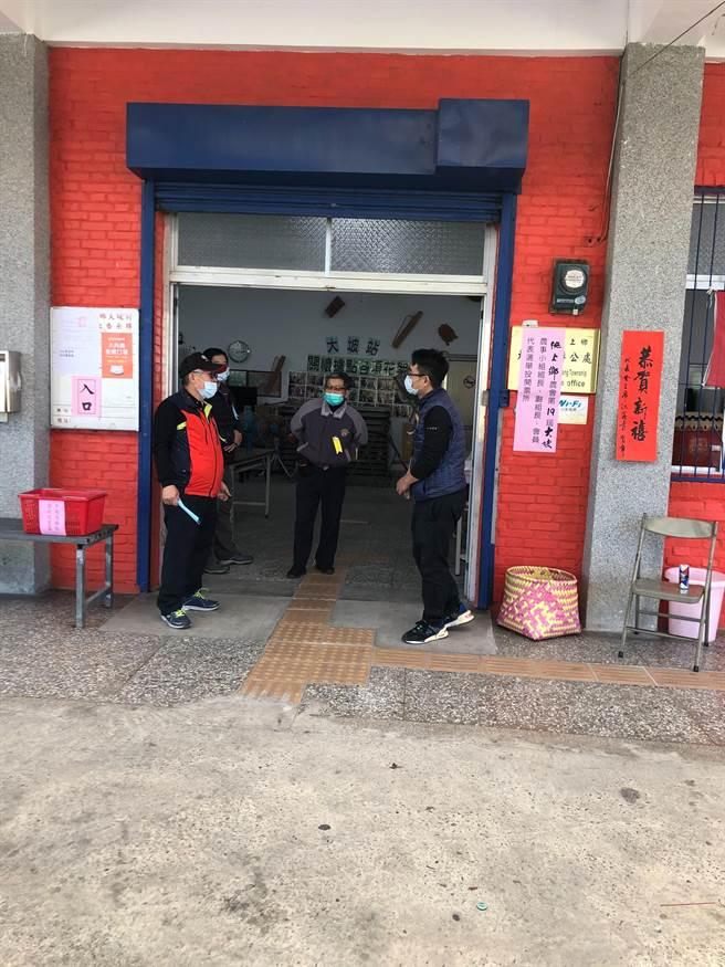 台東縣共有8個基層農會、403位農民登記參選,選出276位農會代表,但投票情形大致踴躍且秩序良好。(蔡旻妤攝)