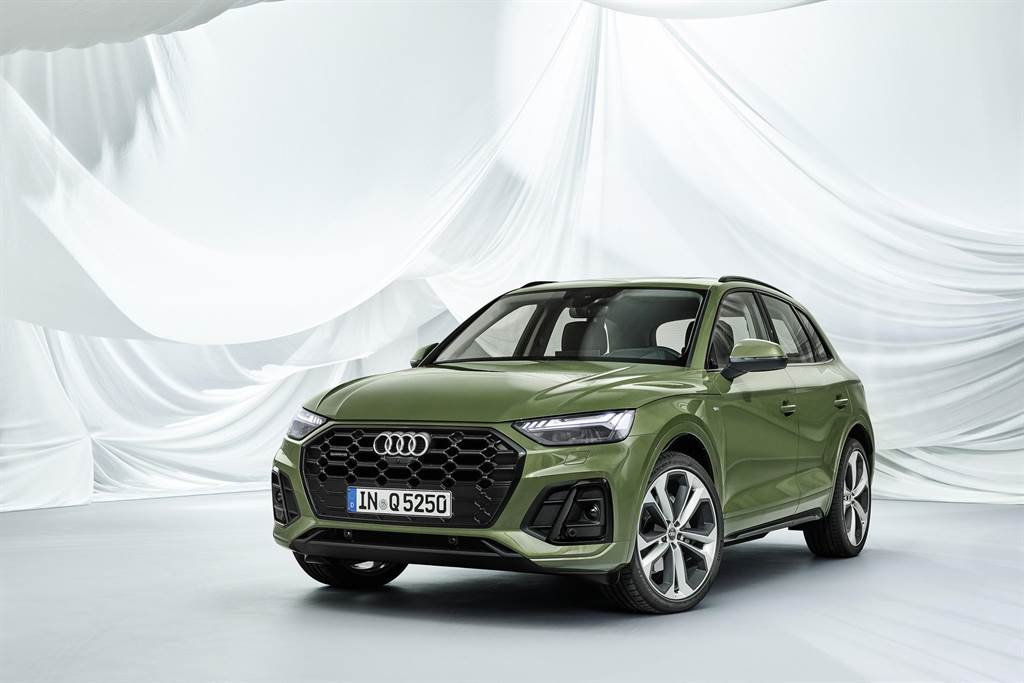 Audi Q5推出早鳥優惠,45 TFSI quattro車型,享有早鳥購車優惠價245萬元。
