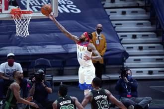 NBA》有夠難堪!綠軍慘遭鵜鶘上演24分大逆轉