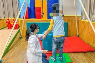 兒童身心疾病 把握黃金時期做職能與物理治療