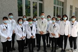 台中慈濟醫院教做蔬食沙拉 幫腸道大掃除