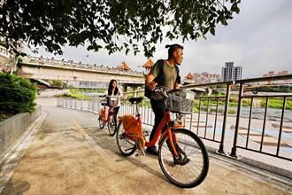 三峽河濱自行車步道延長 老街廣場增無障礙斜坡道