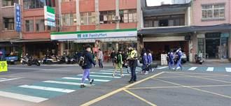 金山警護童勤務 保障開學日安全