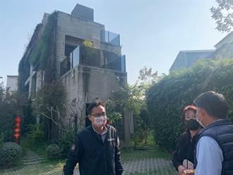 市議員批花園民宅設置基地台引民怨 都發局:函文NCC莫核准