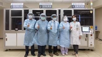 大江新冠病毒自動檢測平台 進駐聯新醫院 篩檢量能日達1800人