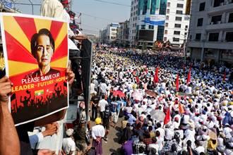 緬甸民眾發起全國大罷工 無懼威嚇持續抗爭