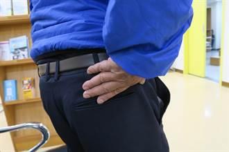 老翁右骨盆痛半年以為骨刺復發 竟是攝護腺癌末期移轉
