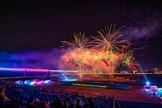 南投燈會10大燈區 花海、水舞秀等各式體驗把握最後七天