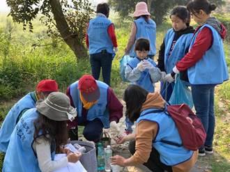 台南水環境守護志工隊 將監看沼液溢流汙染