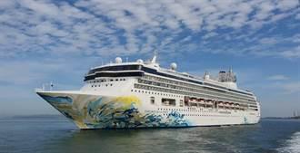 郵輪跳島遊金門 今年34航次估4.5萬人