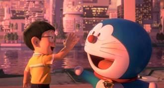 《哆啦A夢2》票房破3200萬 登台灣年度動畫電影票房冠軍