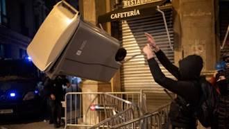 抗議嘻哈歌手巴塞爾被捕 巴塞隆納連續6天暴動