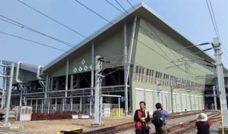 台鐵推屋頂太陽能板 屏東發電占一半