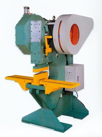 桂全鋼鐵沖孔機 加工利器