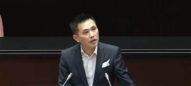 國民黨立委 陳以信。(圖/本報資料照)