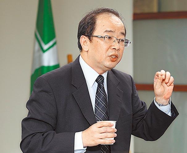 國安會副祕書長陳文政。(本報資料照片)