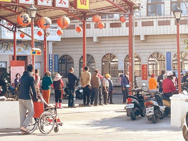 雲林縣20鄉鎮市農會代表選舉出爐,2農會總幹事連任恐生變。(張朝欣攝)