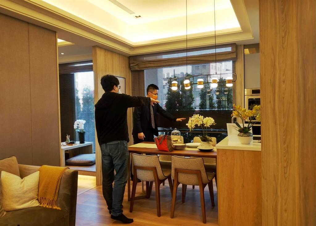 北市老公寓的去年前3季房貸數量增加最多的,就是35~40歲的族群。(葉思含攝)