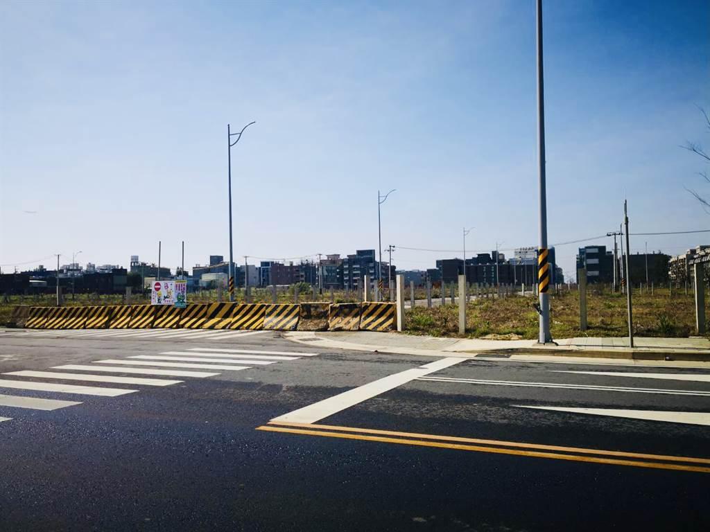 草漯重劃區(第一區整體開發單元)示意照。(台灣房屋提供)