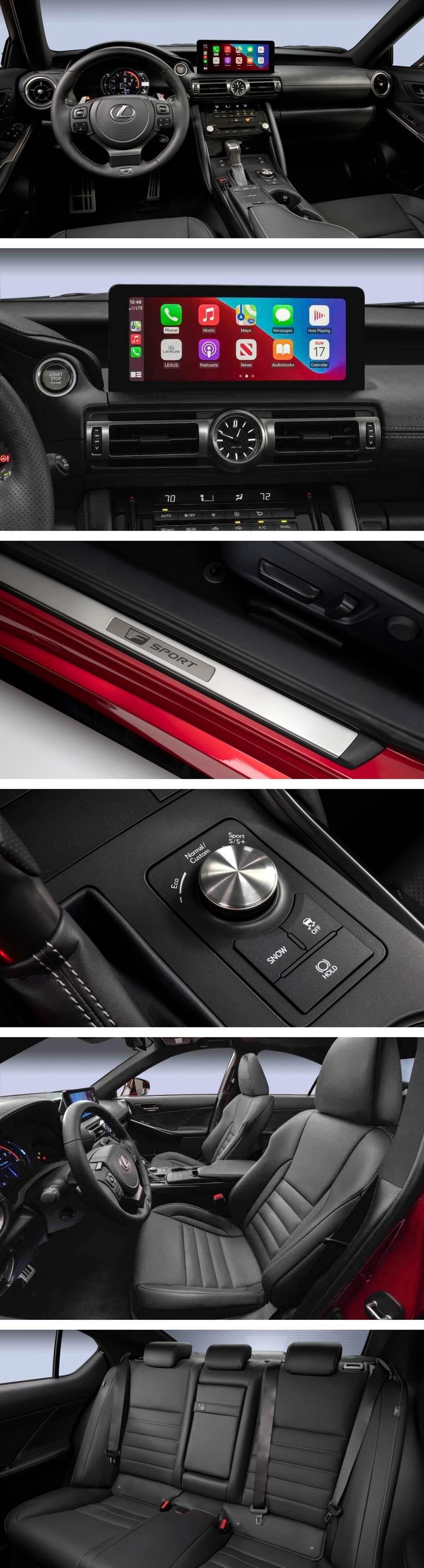 V8 回歸,不過卻是以內斂的方式呈現!Lexus IS 500 F SPORT Performance 正式亮相!