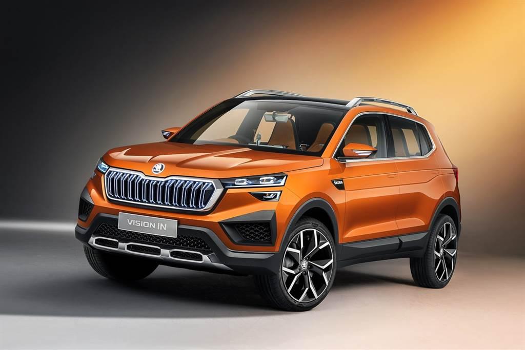 Škoda將以Kushaq為名發表跨界休旅 劍指印度市場