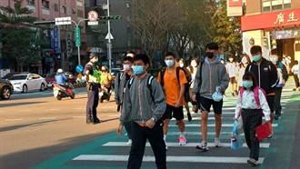 防疫延長寒假結束 中市警四分局部署警力護童保安全