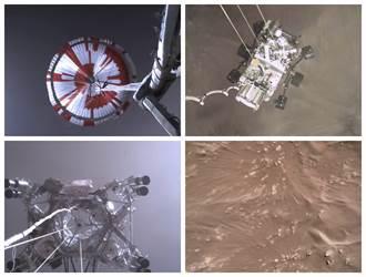 影》NASA首曝毅力號降落火星驚人影片與風聲