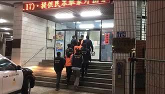 台中街頭喬債亂鬥傳2槍響 警連夜逮捕11嫌