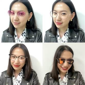AI助攻 玩美移動推出全新AR虛擬試戴3D眼鏡服務